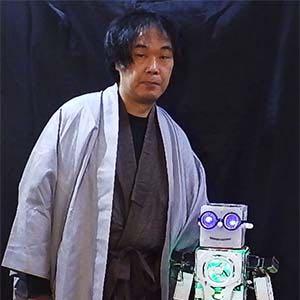 The maker Tetsuji Katsuda