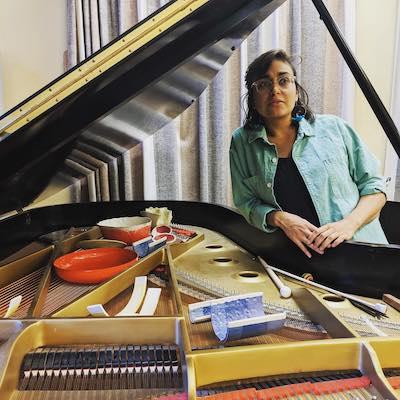 The maker Roxanne Nesbitt