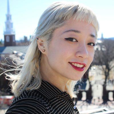 The maker Victoria Shen