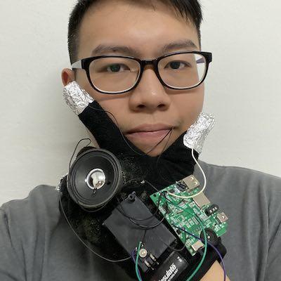 The maker Wang Zheng Wei
