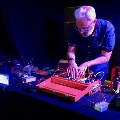 The maker Scott Pitkethly AKA Cutlasses