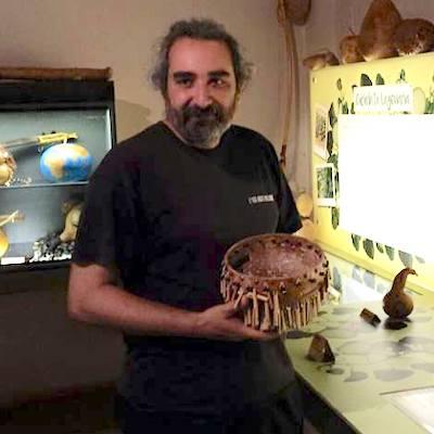 The maker Danilo Raimondo