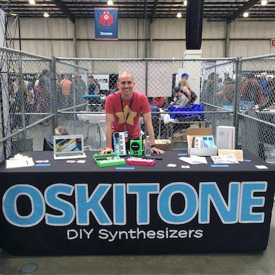 The maker Oskitone