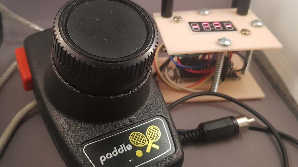 This Atari 2600 Chiptune Synth is ready to jam