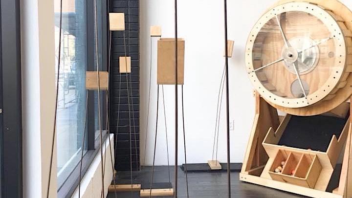 Complex electro-acoustic instruments