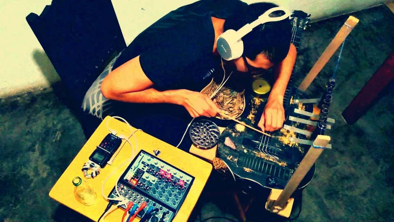 It´s Alive! (recording session)
