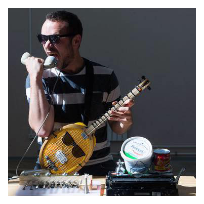 One-Man-Band-Recycled-Music-Show