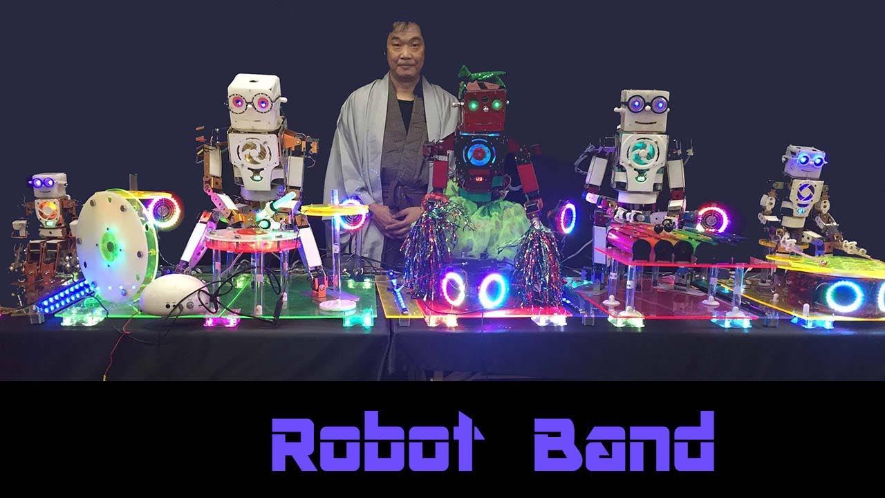 Robot Band and Tatami Band