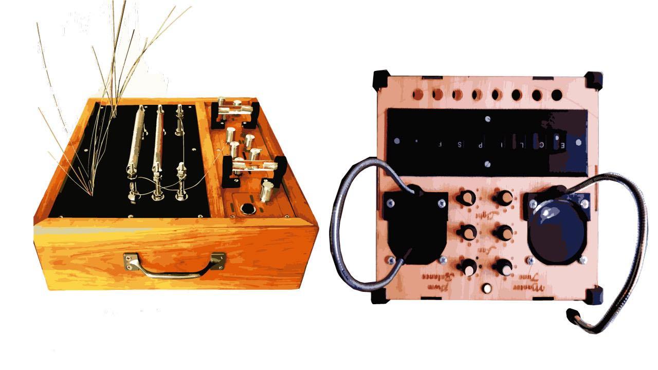 Sound exploration machines