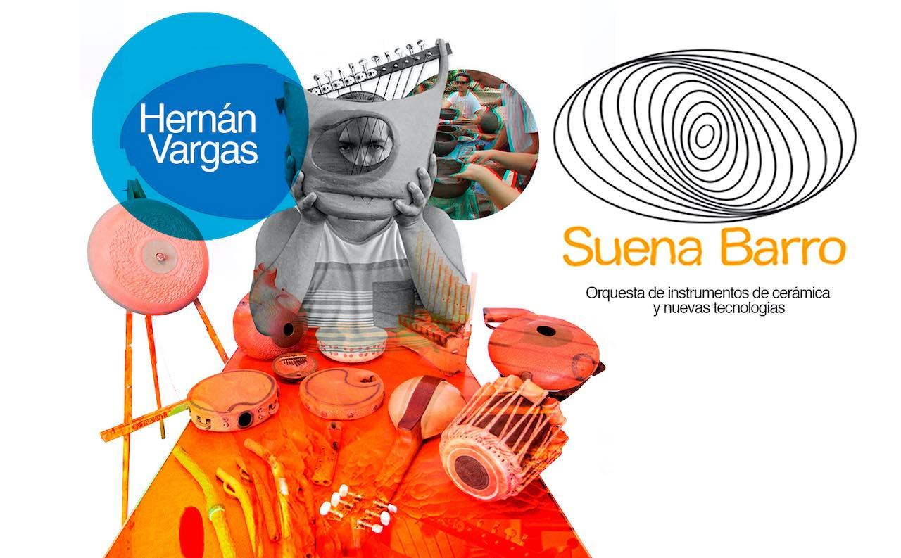 Orquesta de instrumentos cerámicos