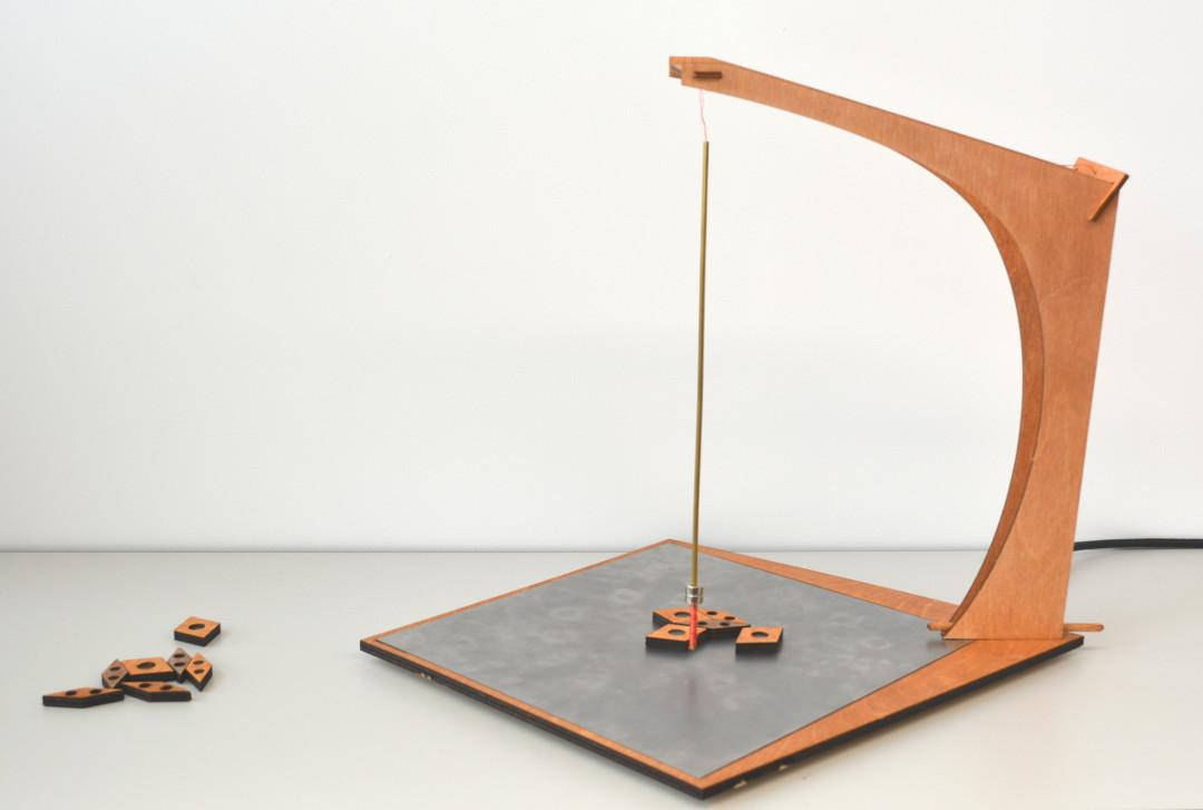 Pendulum Motion Synthesiser