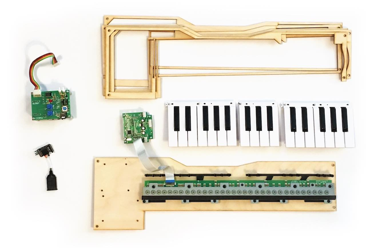 An accessible electronic wind instrument