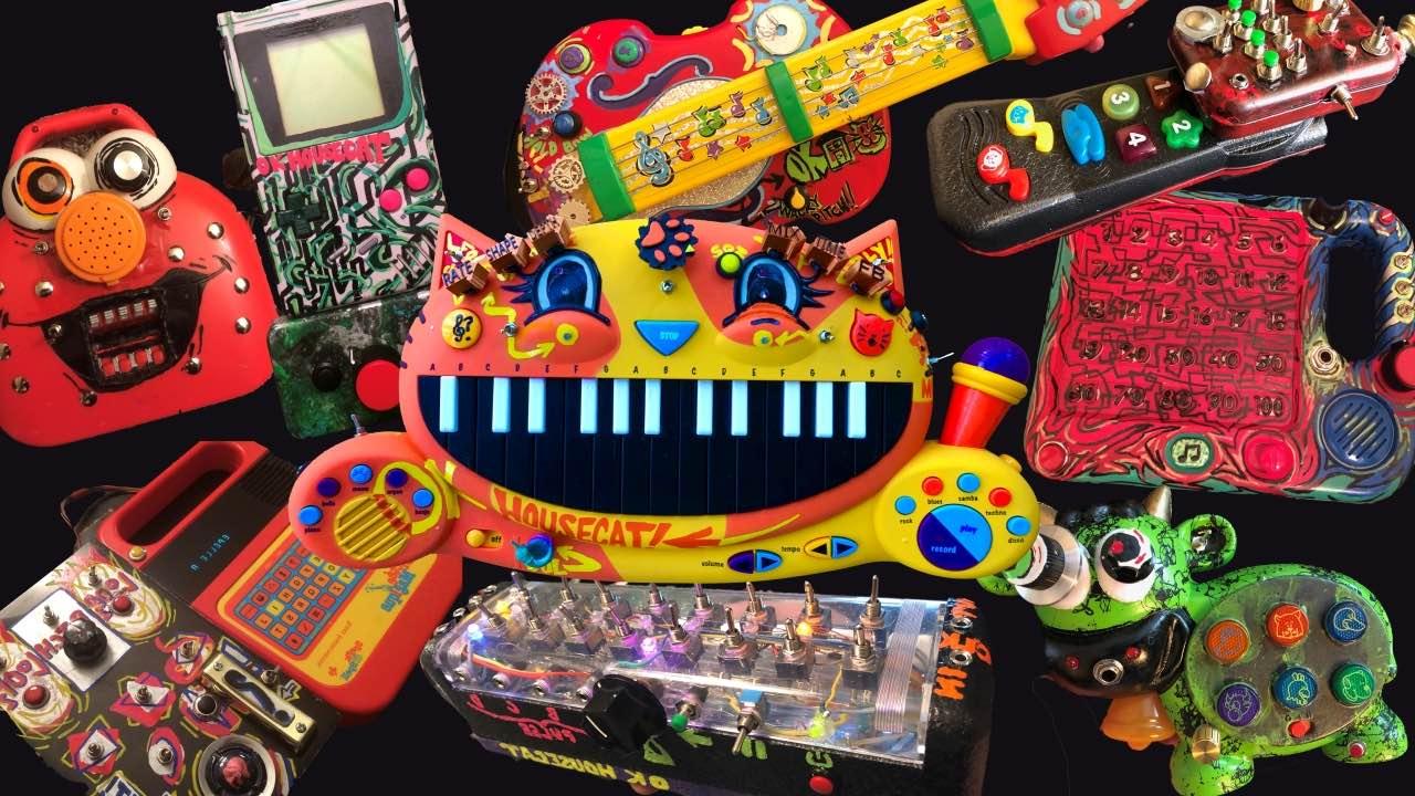 Homemade Electronic Musical Oddities