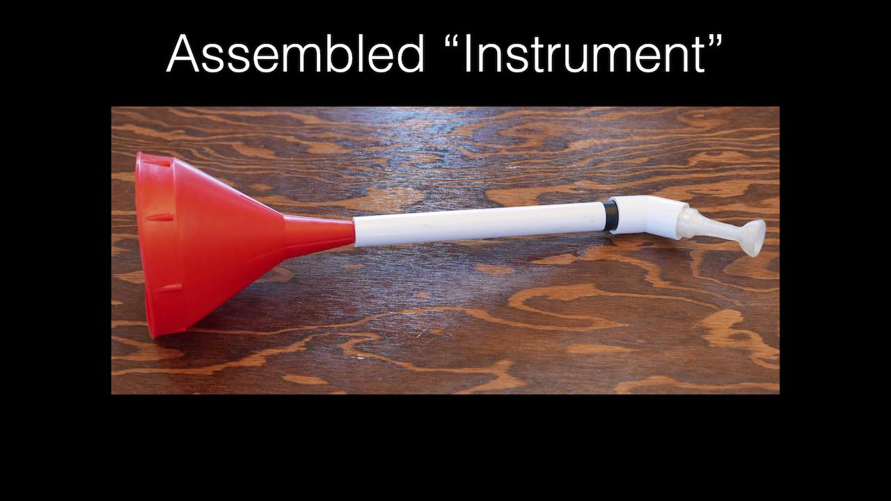 3D Printed Mouthpieces, PVC Pipe, and Learning