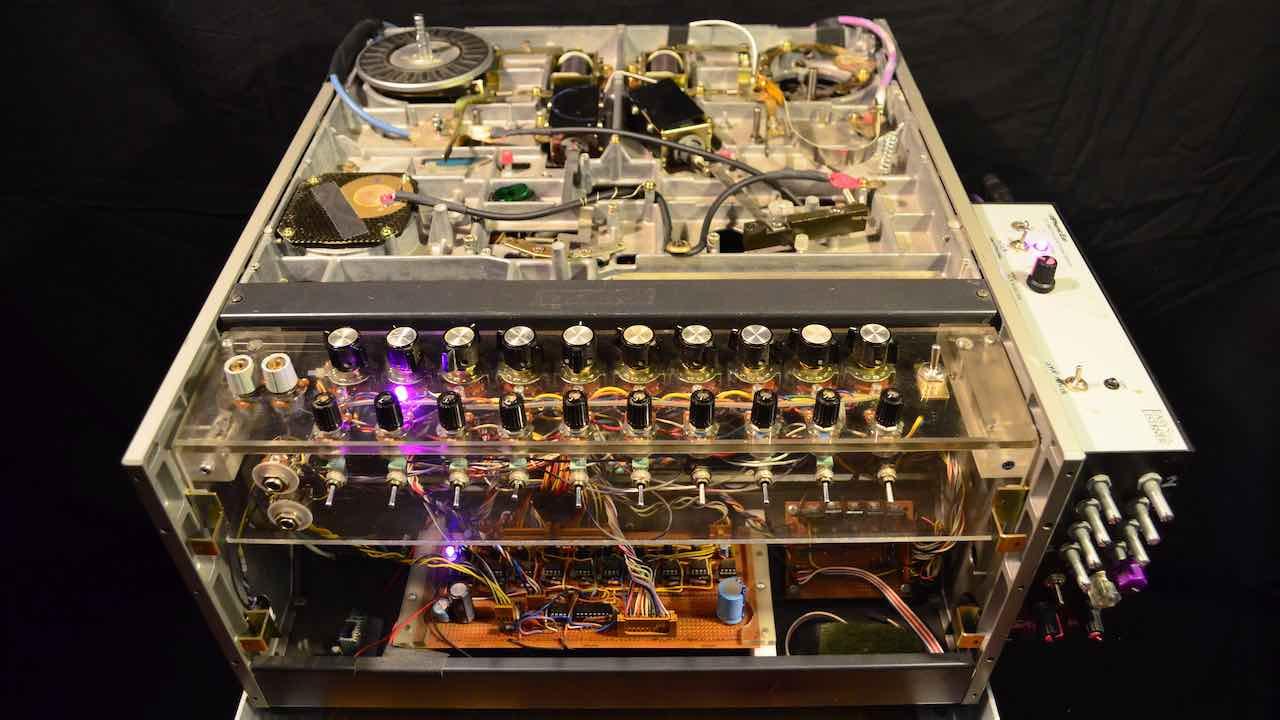Yasmin Electro-Mechanical  Rhythm Sequencer